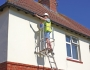 Painter's Mate personal mini access platform for short duration work at heights