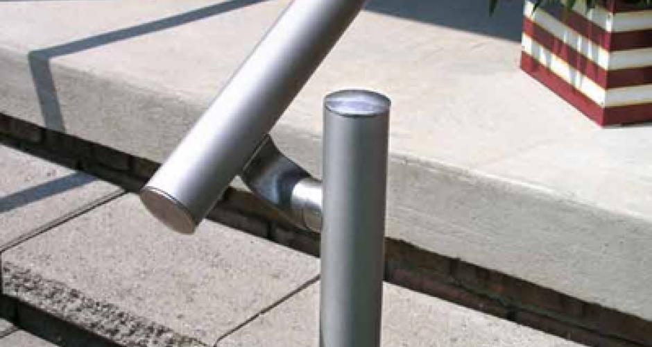 Outdoor Aluminum Handrail Kee Safety Inc