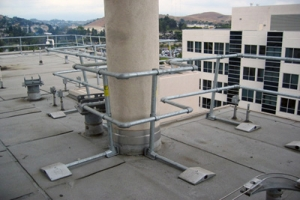 Roof Fall Protection
