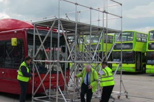Bespoke Access Platforms