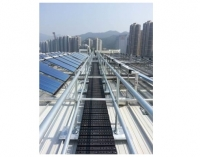 Hong Kong Sports Institute Complex - Kee Safety Provide Collective Protection Solution