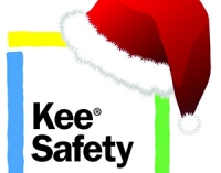 Even Santa Should Practice Safety When Working at Height