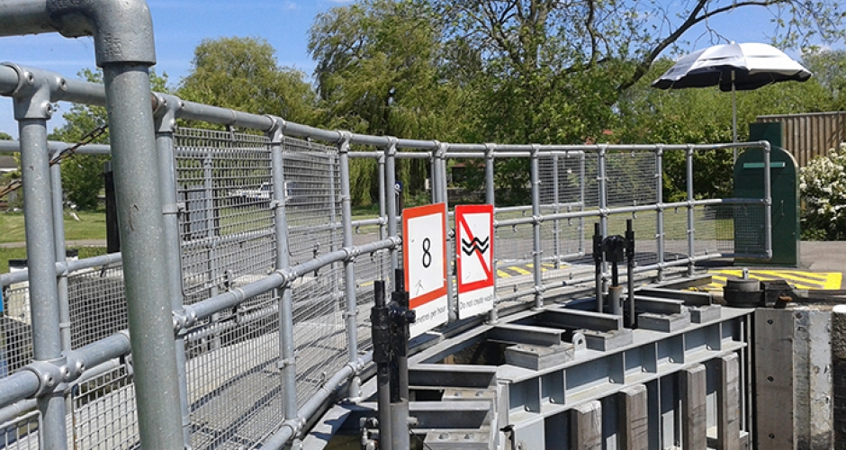Kee Klamp Safety Railings Kee Safety Uk