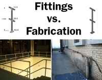 Why tubular fittings offer the best solution for handrails?
