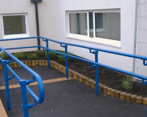 Handrails for the Disabled
