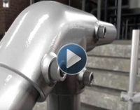 Kee Klamp Slope Fittings Video