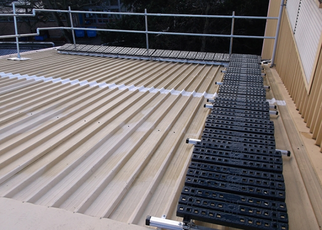 The latest innovations in roof protection can help reduce the risk of accidents