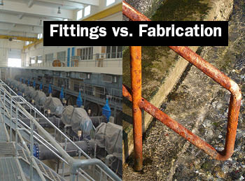 Kee Safety video highlights the benefits of using fittings vs. fabrication