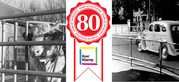 Kee Klamp 80th Anniversary