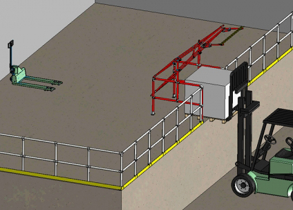 New Pallet Gates Range from Kee Safety