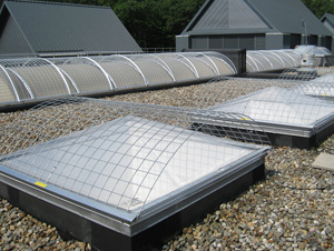 KeeGuard® Skylight Screens