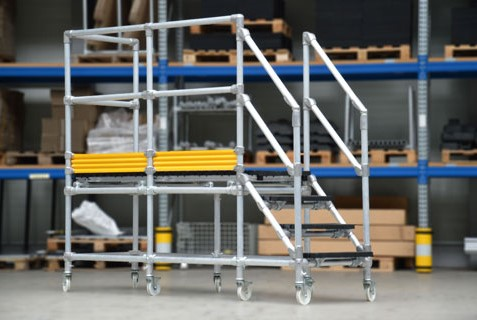 Work Platforms for Distributors