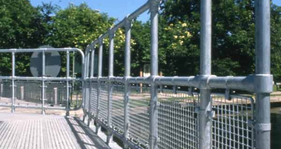 Safety Handrails Kee Safety Inc