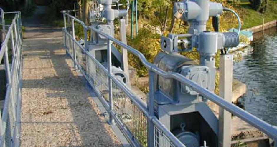 Industrial Guardrail Systems Kee Safety Inc