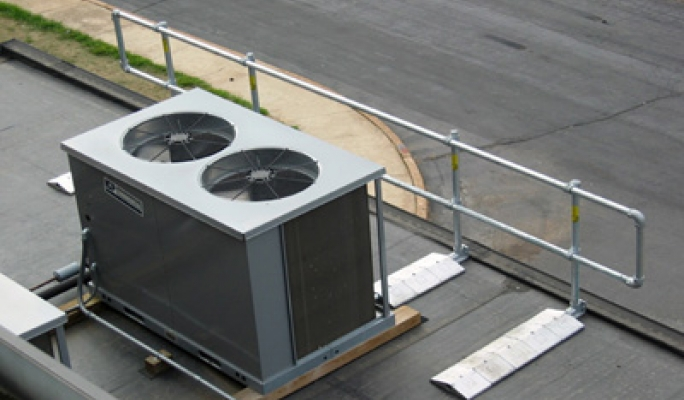Osha Requirements Exceeded For Hvac Maintenance Kee
