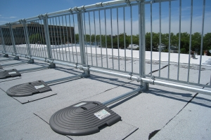 Roof Top Guardrail Kee Safety Inc
