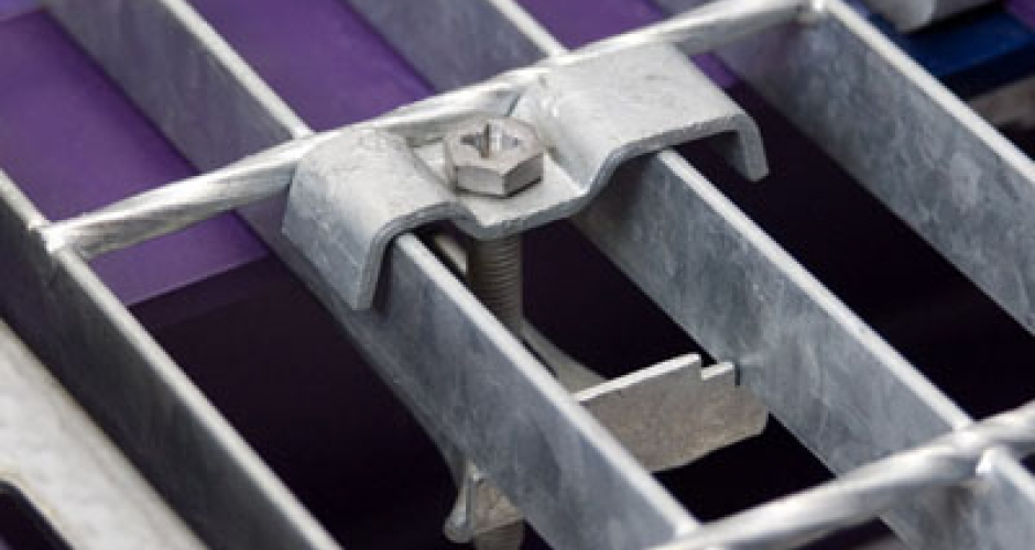 Grating Clip Kee Safety Inc