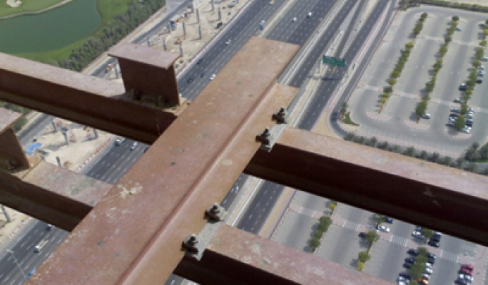 Structural Steel Girder Connections