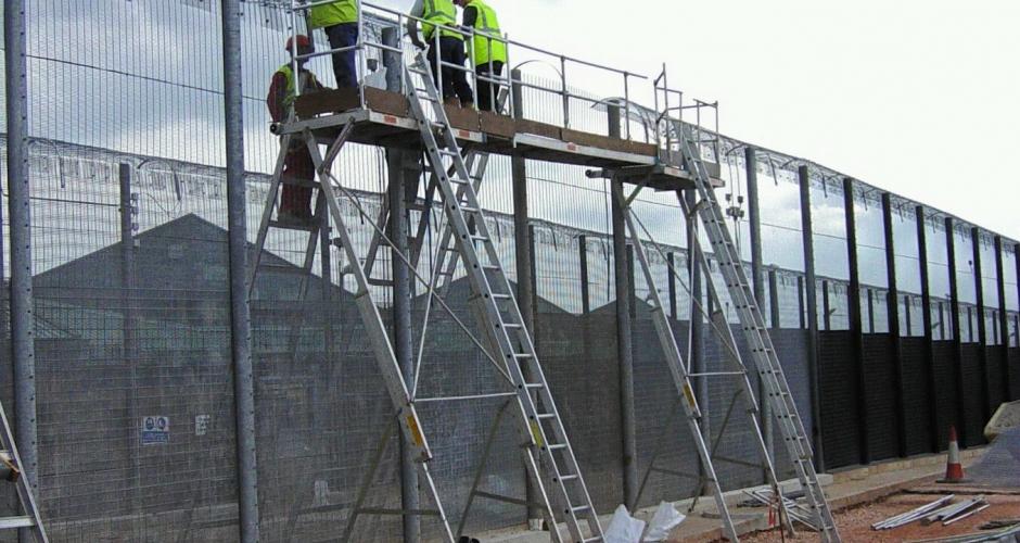 Easi Dec As An Easily Dismantled Platform System Kee