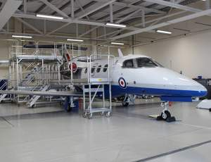 Bespoke Access Platforms for Aircraft Maintenance