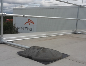 ArcelorMittal relies on Fall Protection Solution from Kee Safety