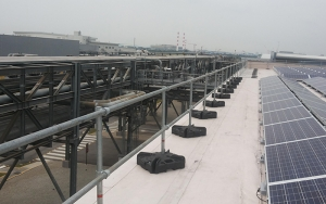 Roof Edge Protection Kee Safety Uk