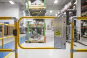 Self-Closing Safety Gates