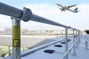 Safety Barrier Systems for Airports and Parking Facilities