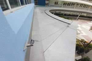Lifeline Fall Protection for Hong Kong International School