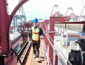 Lifeline Fall Protection for Container Handling Systems in Hong Kong