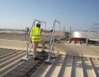 Hot Products: Rooftop Crossovers Featured in Roofing Magazine