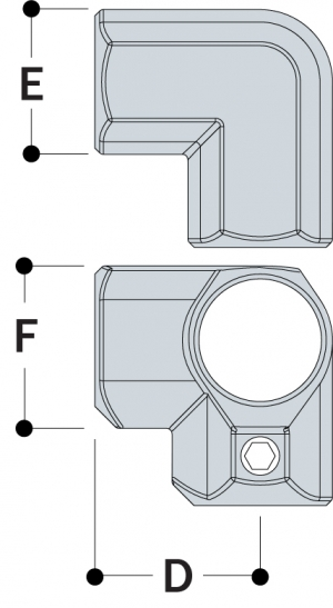 L20 - Side Outlet Elbow