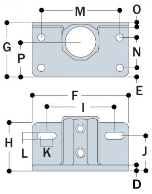 L69 - Railing Flange