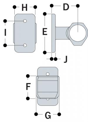 L70 - Rail Support