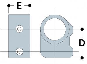 10 - Single Socket Tee