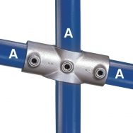 Two Socket Angle Cross