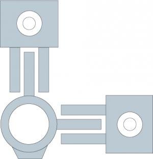 C52 - Corner Swivel Socket