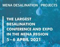 Come and see us at MENA Desalination Projects Conference