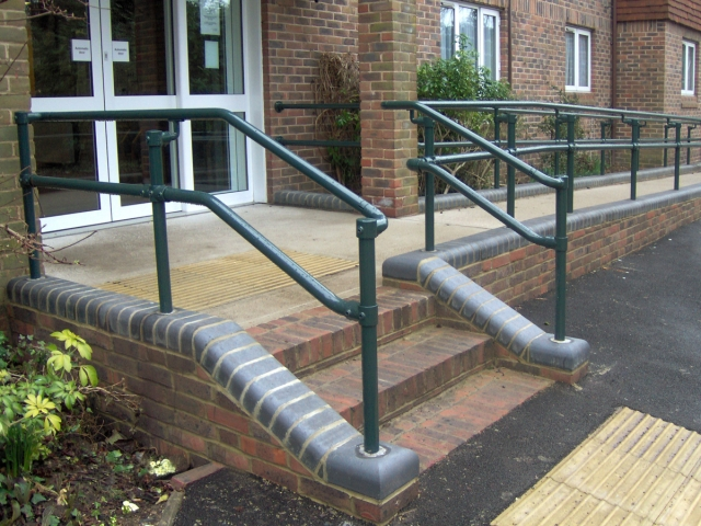 New Series 500 Ada Railing Systems To Build Ada Compliant
