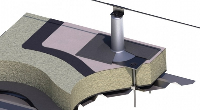 Keeline for Membrane Roofs - Product Redesign