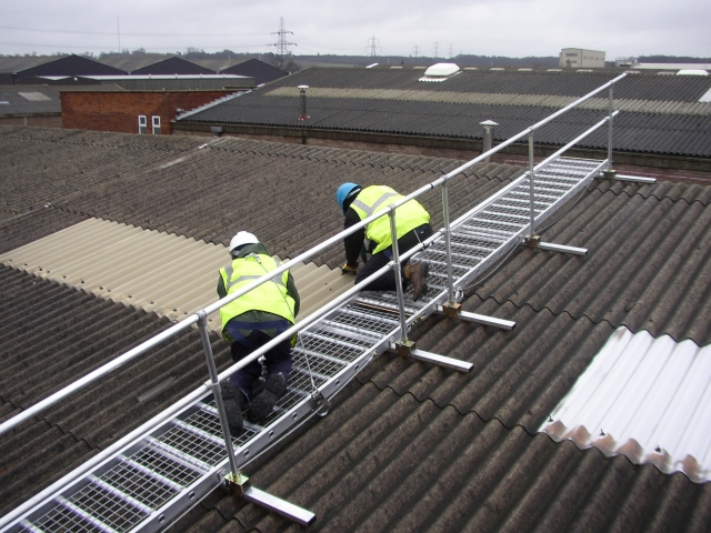 Safety Is Kee For Roof Access Kee Safety Group