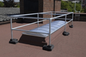 Skylight Fall Protection