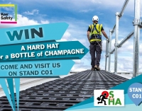 Visit us at OS+H Asia and win a prize