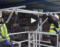 A Step by Step Guide to Installing Pallet Gate from Kee Safety