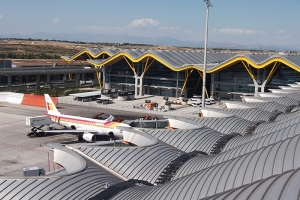 Fall Protection Solution for Airport