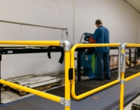 Safety Handrail Solutions for Factories