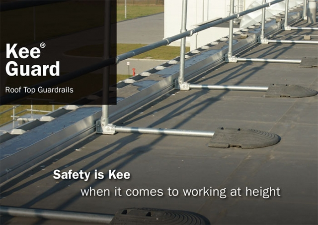 KeeGuard Roof Top Guardrails