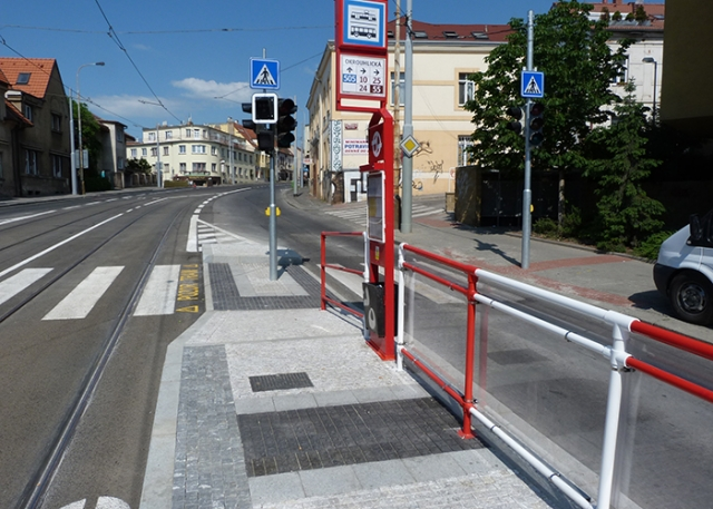 Pedestrian Safety Barriers