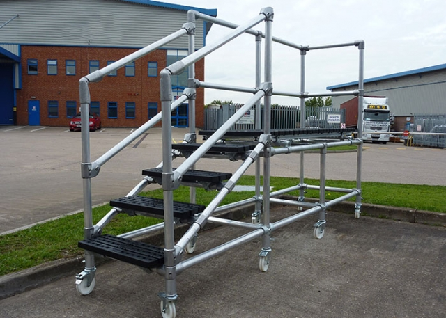 Bespoke Access Platforms for Manufacturing Industry