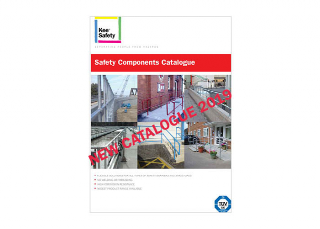 New Safety Components Catalogue